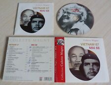 RARE CD ALBUM DIGIPACK VIETNAM 67 MAI 68 COLETTE MAGNY 20 TITRES 2008