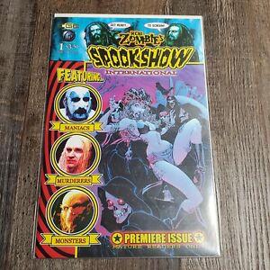 Rob Zombie's Spookshow International # 1 NM  Crossgen