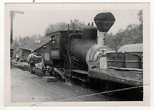 1940s GREAT GULF Mt Washington Cog Railway ORIGINAL Photo PHOTOGRAPH Train RR
