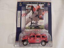 GARRET ANDERSON Anaheim Angels HUMMER! NEW IN PACKAGE! ONLY ONE ON eBAY!!