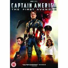 Captain America The First Avenger 8717418413835 DVD Region 2