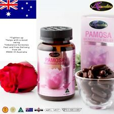 Auswellife Pamosa Capsules for Menopausal and PMS Treatment, 30 Capsules