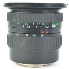 Vivitar 19-35mm f/3.5-4.5 MC Series 1 Zoom Lens for Sony/Minolta A-Mount #E34507