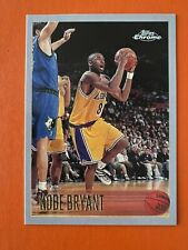 1996-97 Topps Chrome NBA #Kobe Bryant Rookie Reprint Los Angeles Lakers RC Mint!