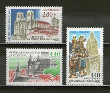 SERIE TOURISTIQUE 2825-2827 NEUF XX LUXE  - SERIE DE 1993