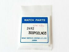 Seiko 300P02LN03 Crystal Watch Glass New Old Stock Japan