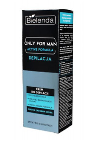 BIELENDA ONLY FOR MEN DEPILATION HAIR REMOVER CREAM FOR ALL BODY MAN MEN
