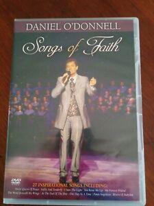 Daniel O'Donnell Songs of Faith DVD