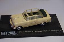 ALTAYA OPEL OLYMPIA REKORD CABRIO-LIMOUSINE 1954 -1956 1:43