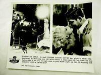 Harlow and Gable Turner Classic Movies 1994 Studio B&W Photo