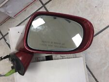 2010 2011 2012 LEXUS HS250H Mirror OEM Glass DIMMING RIGHT RED REFUND $100