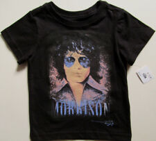 NEW Baby Toddler Sizes 12 Months Or 2T Jim Morrison The Doors Black Tee Shirt
