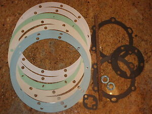 Ford 1928 - 31 Model A banjo rear axle / u joint gasket set