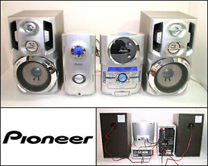 Pioneer XC-IS21T CD Player Cassette Stereo Tuner Radio HiFi System