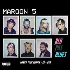 CD - Maroon 5 CD NEW Red Pill Blues DELUXE Mexico TOUR*** CD DVD FAST SHIPPING!