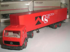 WIKING 542 SEMI-TRAILER CAMION SEMI TRAILER MERCEDES BENZ 1626 1:87 HO NEW OVP