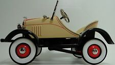 Pedal Car 1929 Ford A Hot T Rod Rare Vintage Show Classic Sport Midget Model
