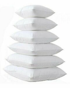 """DUCK FEATHER AND DOWN INNERS CUSHION PADS 16""""x16"""" 18""""x18"""" 20""""x20"""" 22""""x22"""" 24""""x24"""