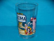 Glas Senf Siebdruck - Asterix - Asterix & Obelix A Rome - 1968 - Datum