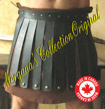 Medieval Roman Legion Leather Belt Armor