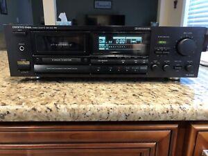 Onkyo Integra TA-2600 3-Head Cassette Deck - Beautiful Condition !!