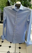 Men's Jaeger Modern Fit Shirt. 14.5 Collar, cufflinks required Fab Condition