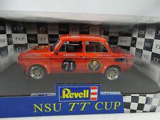 1:18 Revell #08460 NSU Tt Cup Course #71 W.Bergmeister - Rareté Neuf §