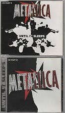 Metallica - Until It Sleeps - Scarce 1996 6 track 2CD set