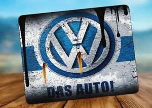 Volkswagen VW Volkswagon Oil Advert Mouse Mat Mouse Pad Gift Idea!