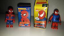 Figuras Kubrick Spider-Man-Scarlet Spider/Spider-Man & Scarlet Spider (Kubrick)