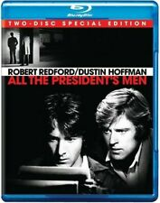 All The President's Men 0883929351022 With Robert Redford Blu-ray Region a