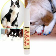 Pet Nail Cap Glue Dog Cat Puppy Claw Paws Cover Adhesive Grooming Accessories