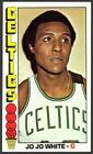 1976-77 Topps Basketball Jo Jo White #115 - Boston Celtics - Mint