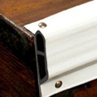 TAYLOR Dock Pro™ White Vinyl Corner Mount Dock Bumper #46081 WITH HARDWARE