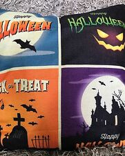 Halloween , cushion cover, trick or treat,  cushion cover,