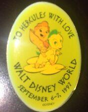 Disney Pin To Hercules With Love Baby Pegasus 1997 Wdw Cloud