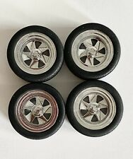 AUTOart Wheels And Tires 1/18 Scale Set Of 4 For Custom / Repairs