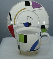 SANGO RADIUS CUP AND SAUCER SET
