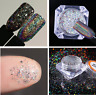 2 Boxes 0.2g Galaxy Holo Flakes Laser Nail Flakes Sequins Glitter BORN PRETTY