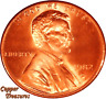 1982 D ( SMALL Date ) Lincoln Memorial Cent Fresh From OBW Roll  - Uncirculated