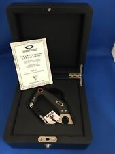 Oakley Carbon Fiber Carabiner X metal Display Limited Edition (115 of only 500)