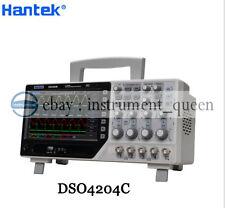Hantek Dso4204c Digital Storage Oscilloscope 64k 4ch 200mhzsignal Source 1gss