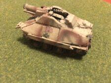 15mm Painted WWII German Sig 33 Jagdpanzer 38 Wargaming Model
