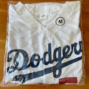 2021 Los Angeles Dodgers Mookie Betts SGA Jersey Size Medium 06/16/21