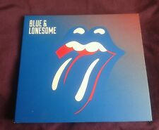 ROLLING STONES BLUE AND LONESOME CD