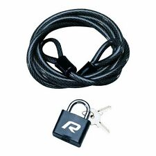 Raleigh Spiral Cable Bicycle Lock 180cm x 8mm
