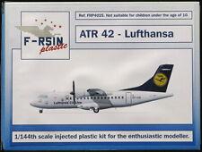 F-RSIN Models 1/144 French ATR 42 Lufthansa Cityline Airlines