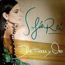 De Tierra y Oro [Digipak] by Sofia Rei (CD, Dec-2012, Lilihouse Music)