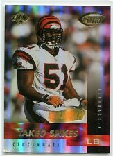 1999 Collector's Edge Fury HoloGold 131 Takeo Spikes 26/50