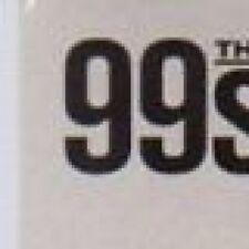 (AU466) The 99s, album sampler - DJ CD